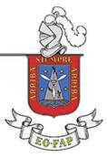 Logo de la escuela de oficiales del Perú