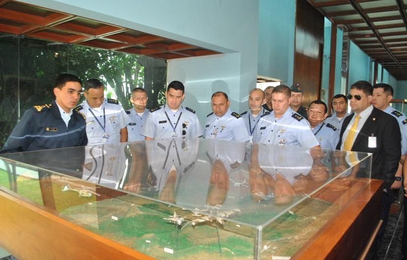 Visita de Paraguay